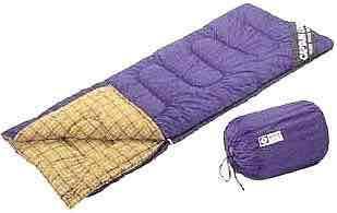 キャプテンスタッグ(CAPTAIN STAG) 寝袋 シュラフ NEWフォリア封筒型シュラフ 3シーズン用