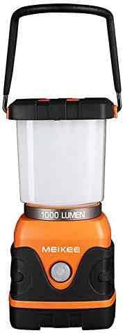 MEIKEE 電池式1000ルーメン LEDランタン